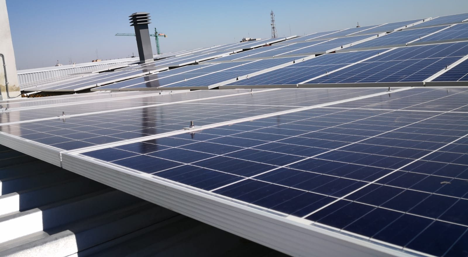 Paneles solares en Fortaleza 25 de mayo