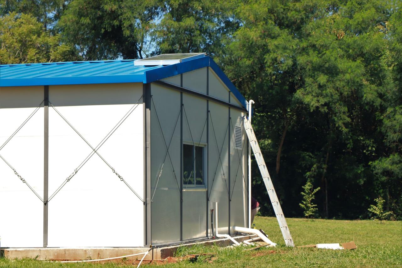 En este momento estás viendo Energía Alternativa dona calefones solares al Hospital Nacional de Itauguá