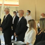 Gobierno inaugura hospital de contingencia con termocalefones solares de Energía Alternativa