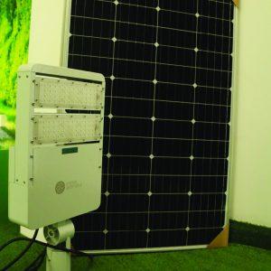 Luces solares para calle